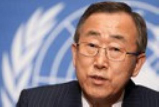 Violence unacceptable: UN Chief