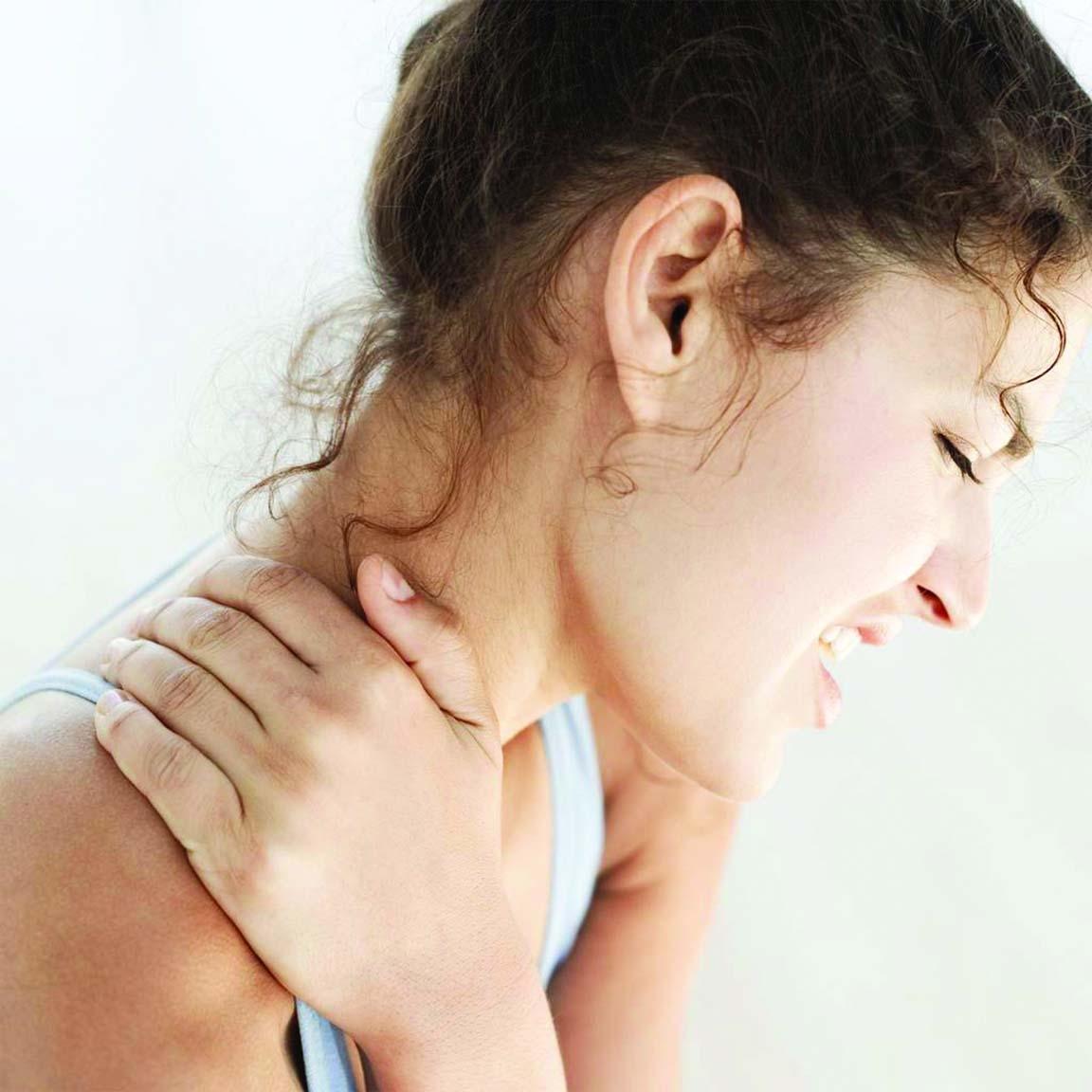 Car crash victims struggle with chronic neck pain