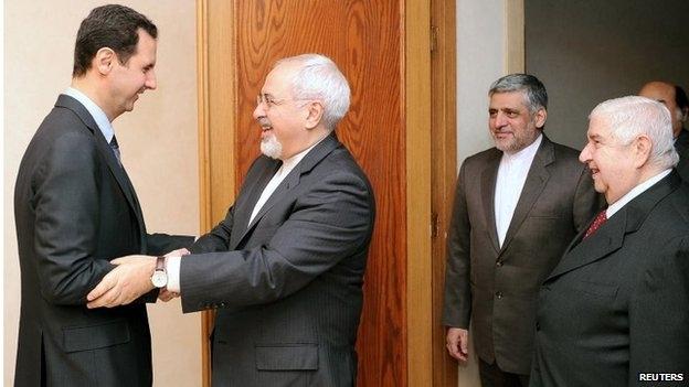 UN invites Iran to Syria peace talks