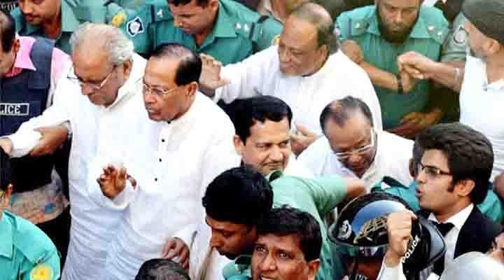 Senior BNP leaders get bail