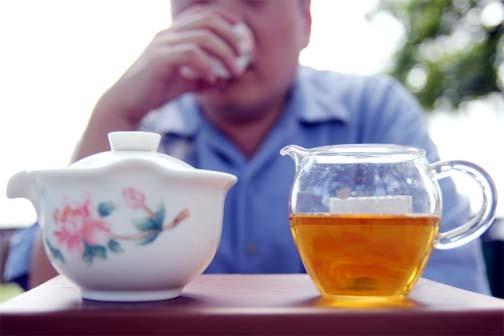 Cimate change may threaten taste and aroma of tea