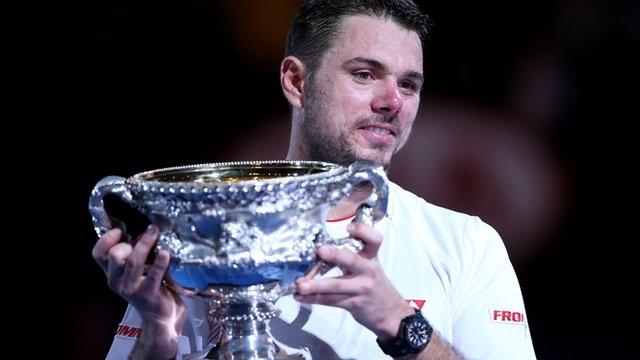 Wawrinka beats Nadal in final