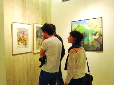 'Ways of Seeing' at Bengal Art Lounge