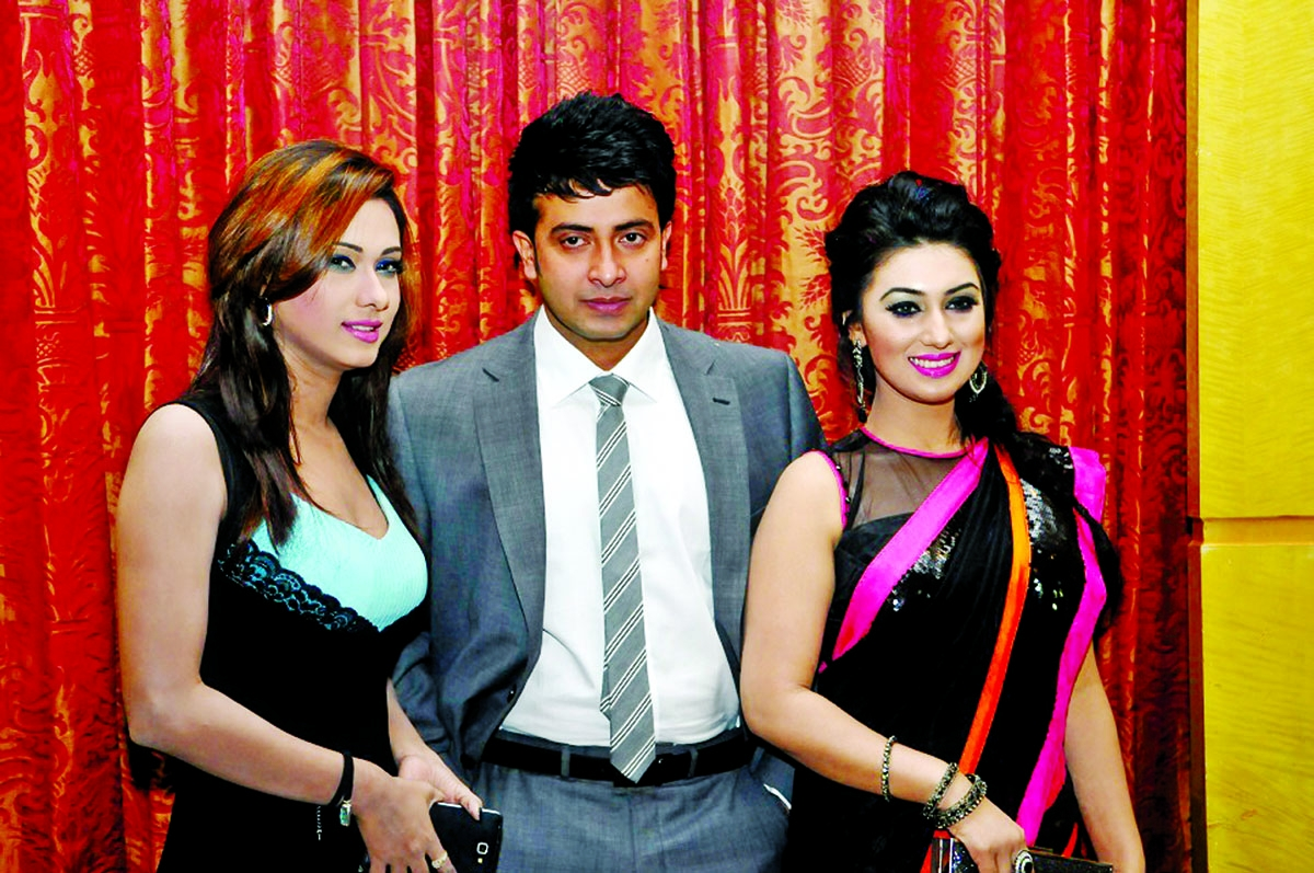 Shakib Khan in film production
