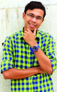 Dipankar Dipak's 3 books in Ekushey Boi Mela