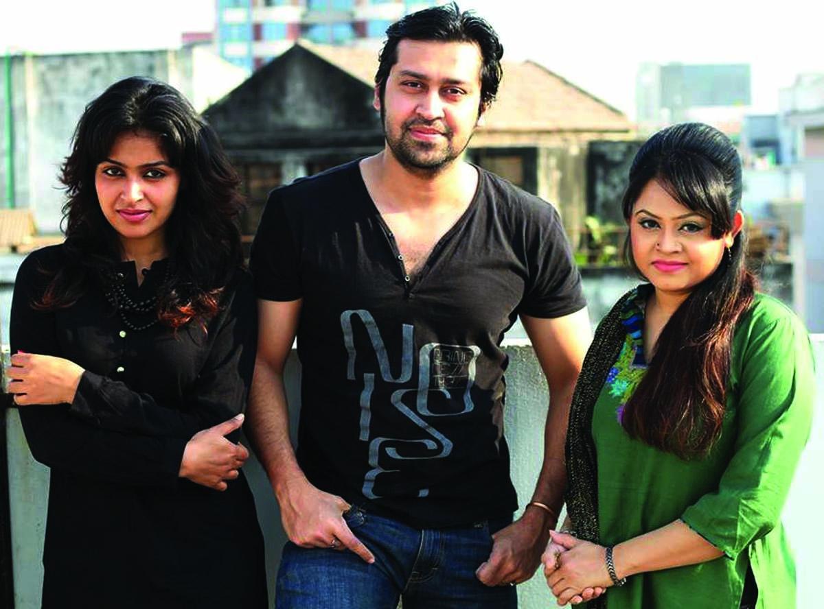 Nirjhor-Mahmud Sunny's music video