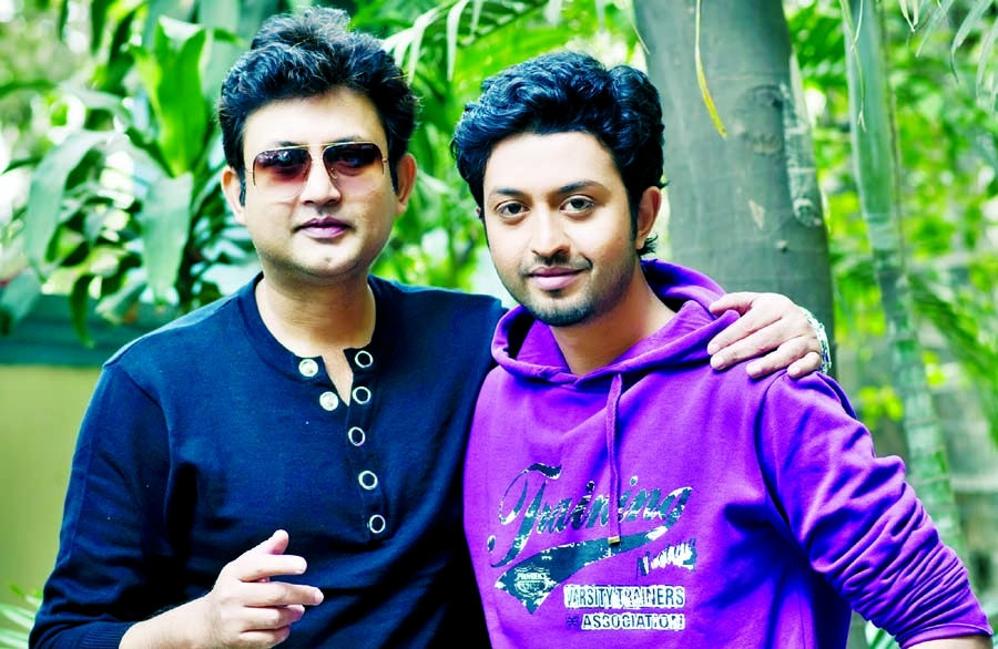 Amin Khan's younger brother in movie