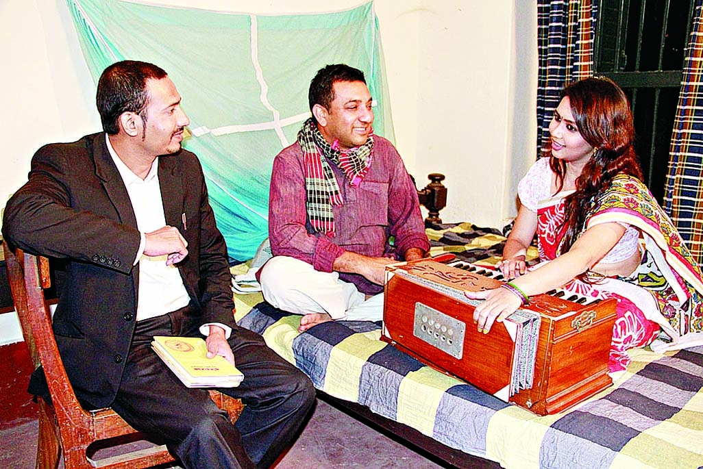 Bhabna-Rajib Salehin under Tawquir's direction