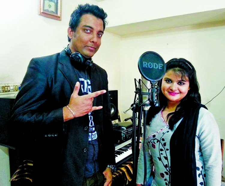 Rana-Brishti renders song for first time