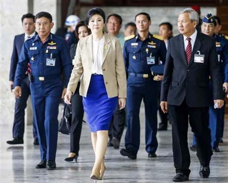 Yingluck ready for talks with all