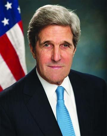 Ukraine not East-West war: John Kerry