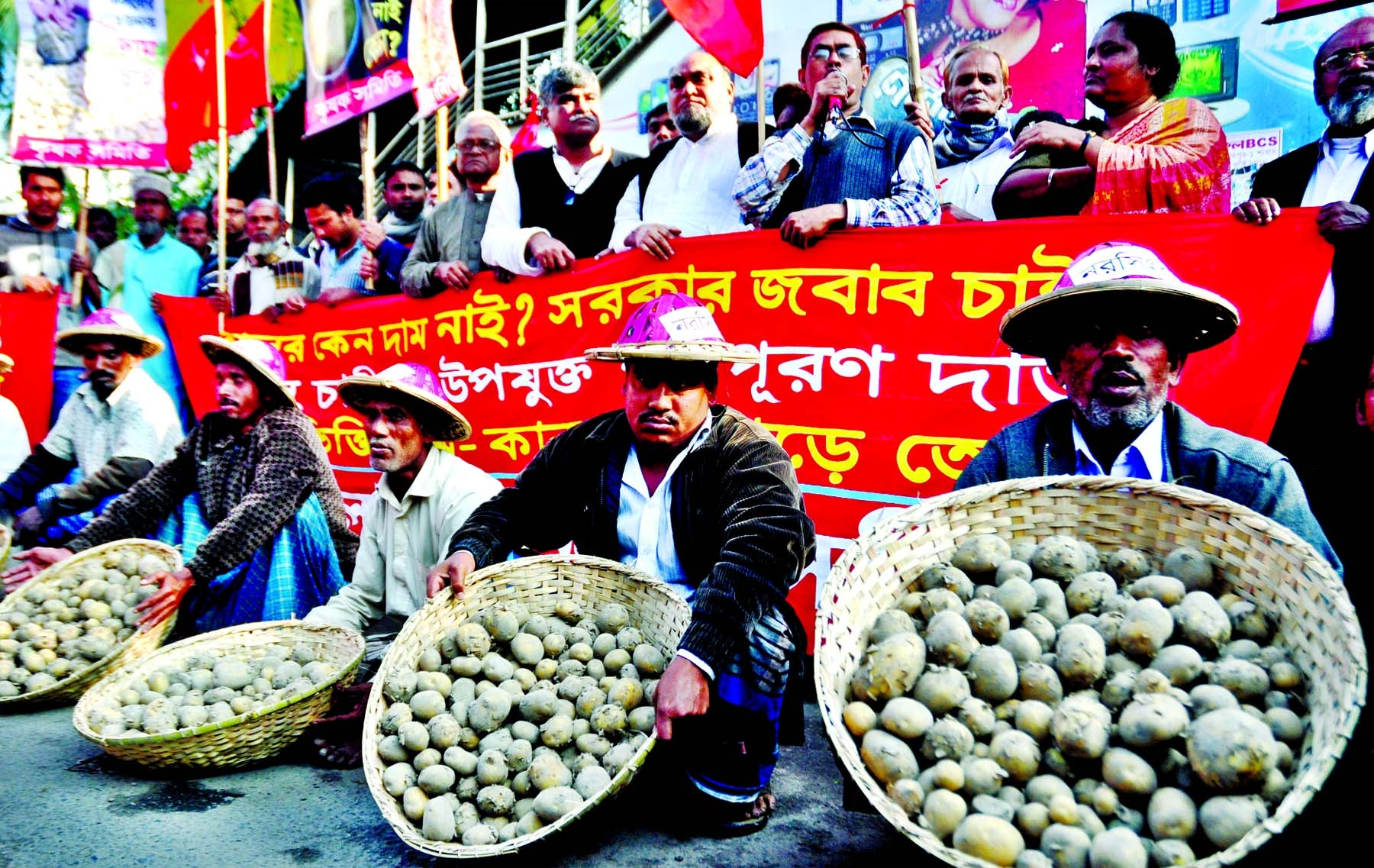 BB asks banks to support potato growers