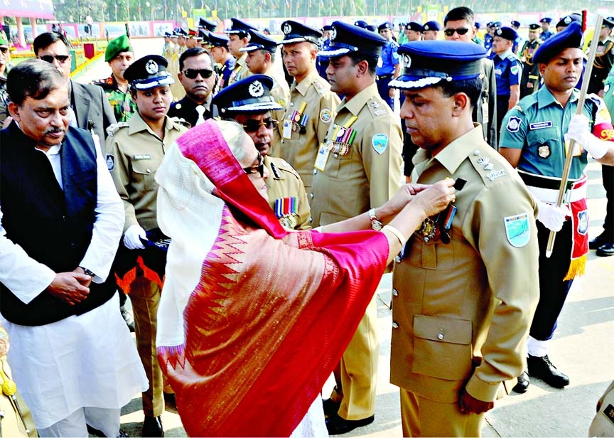Patronisers of militants to be dealt with: PM