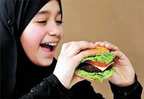 Demand  for halal food goes high