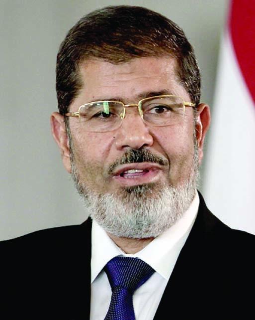 529 Mursi men given death sentence