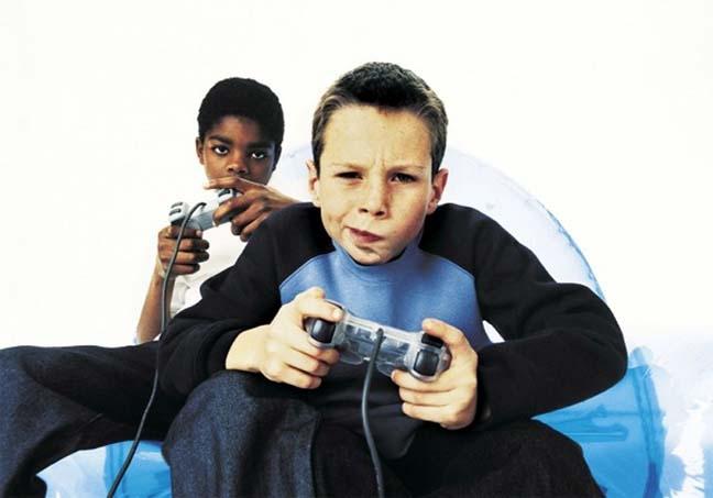 Video games make kids violent