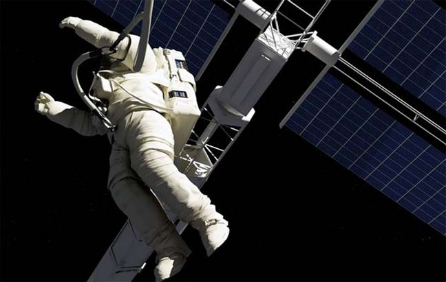 Astronauts' hearts grow rounder in space