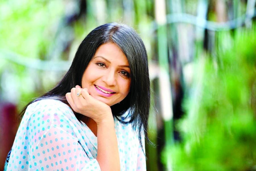 Kumkum Hasan's new serial, daily soap, TVC