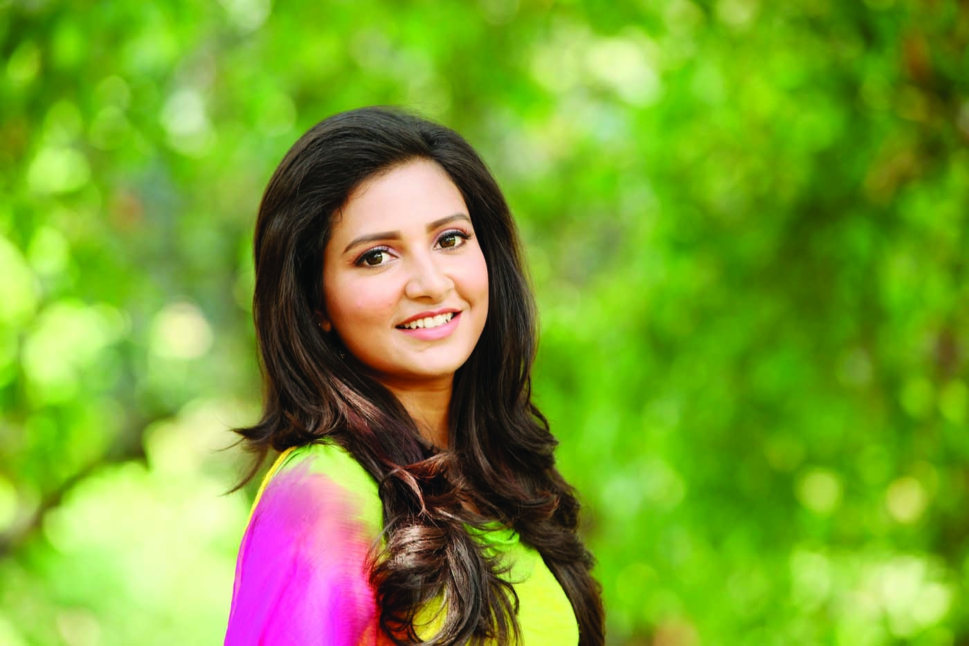 Subhashree in Dhaka's movie