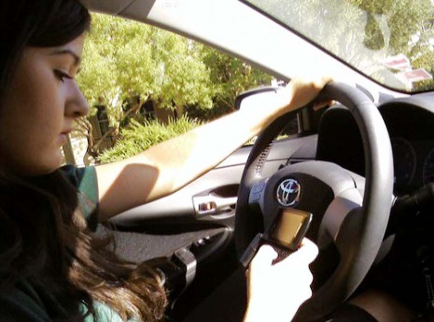 New app to stop teens from texting while driving