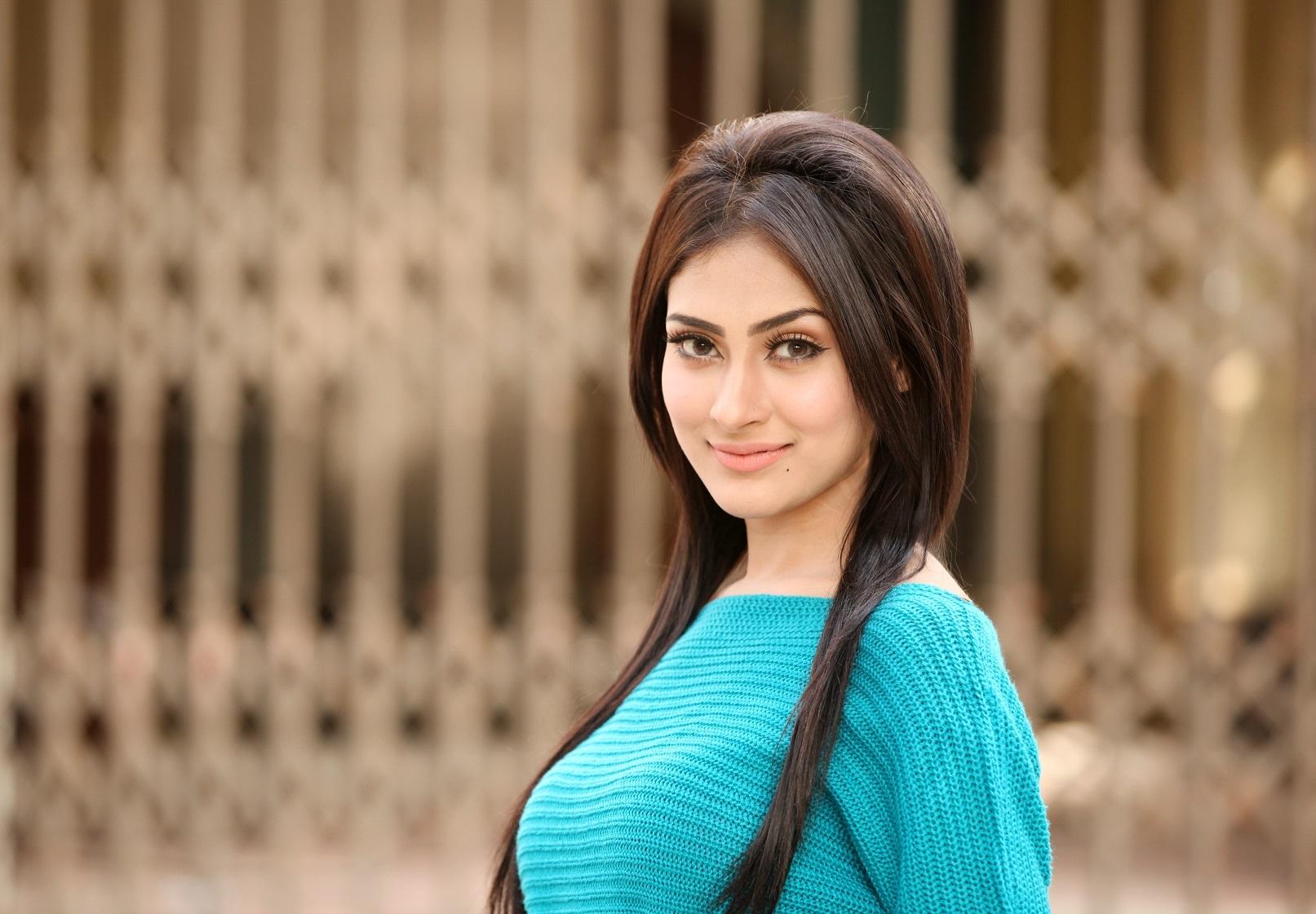 Mehzabein in new TVC