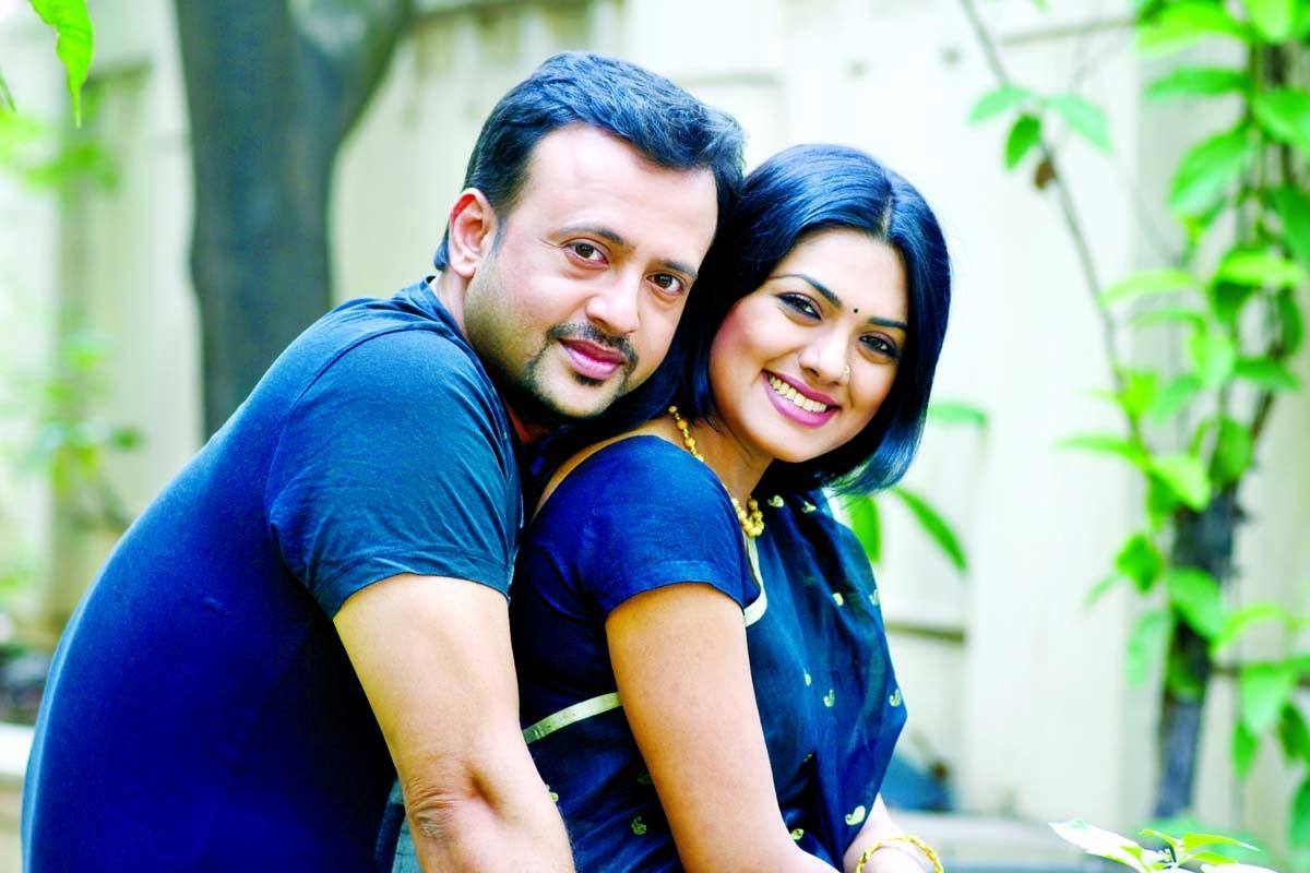 Riaz-Tisha juti for first time