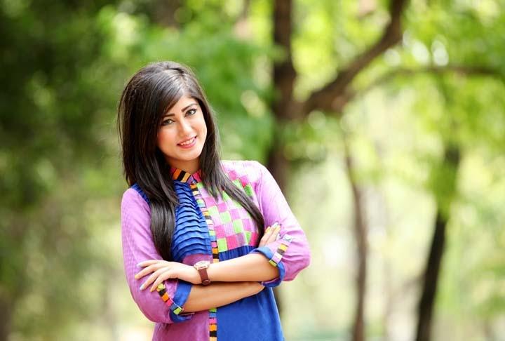 Safa Kabir busy acting, modelling