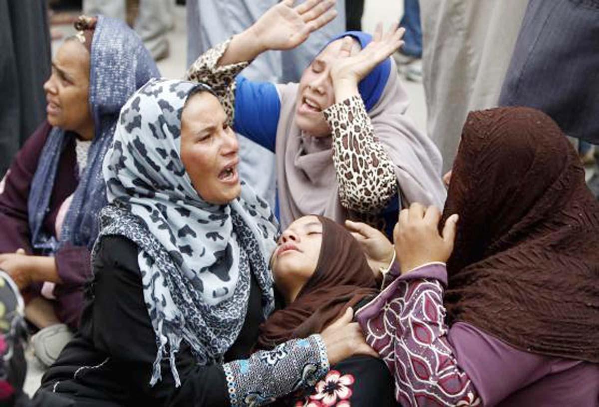 Mass trial: Brotherhood leader Badie among 683 to die
