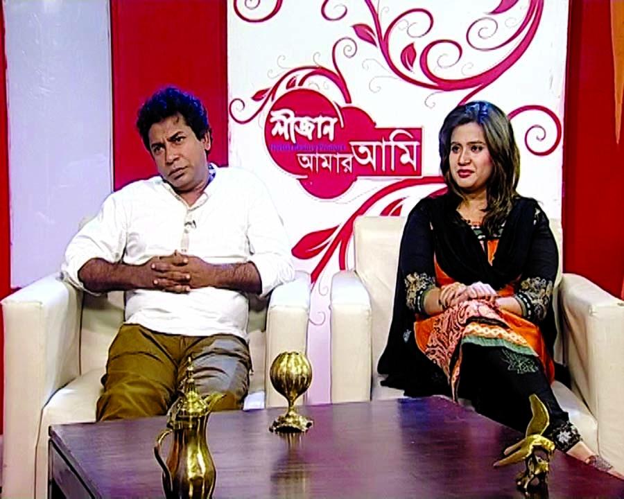 Mosharraf Karim-Nancy at Aamar Ami