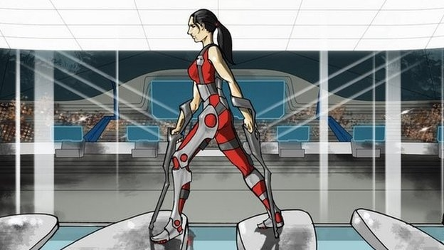 Bionic Olympics to be hosted in 2016