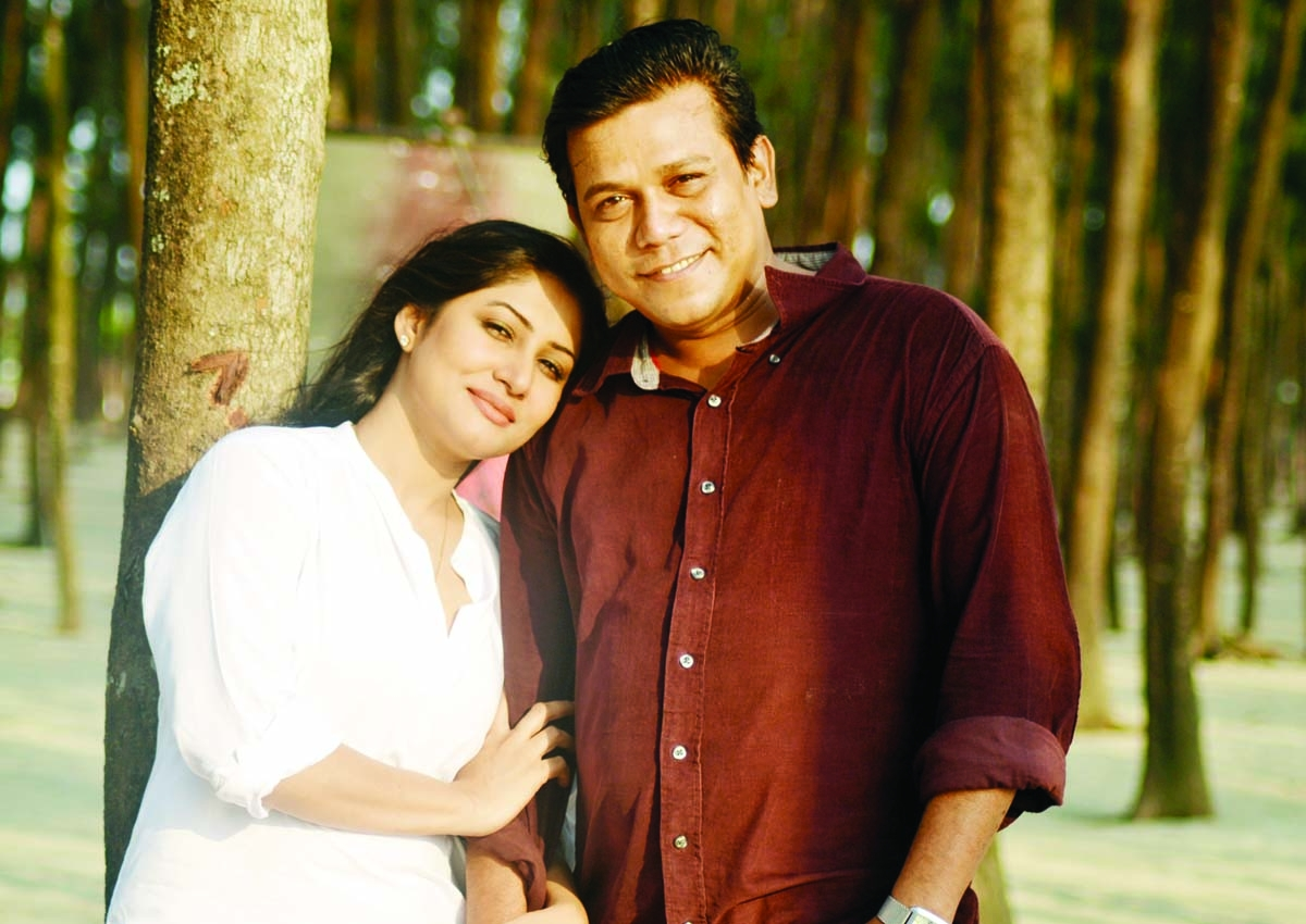 Farah Ruma-Shatabdi Wadud juti for first time in TV play