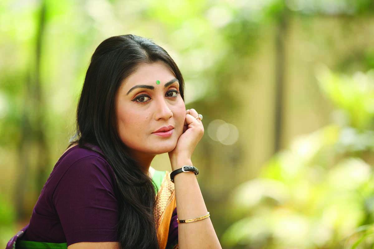 Bonnya Mirza goes back