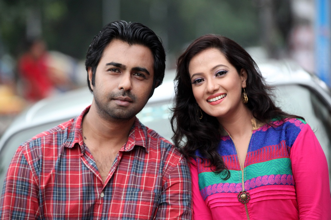 Apurbo-Anny Khan pair up  for TV play first time