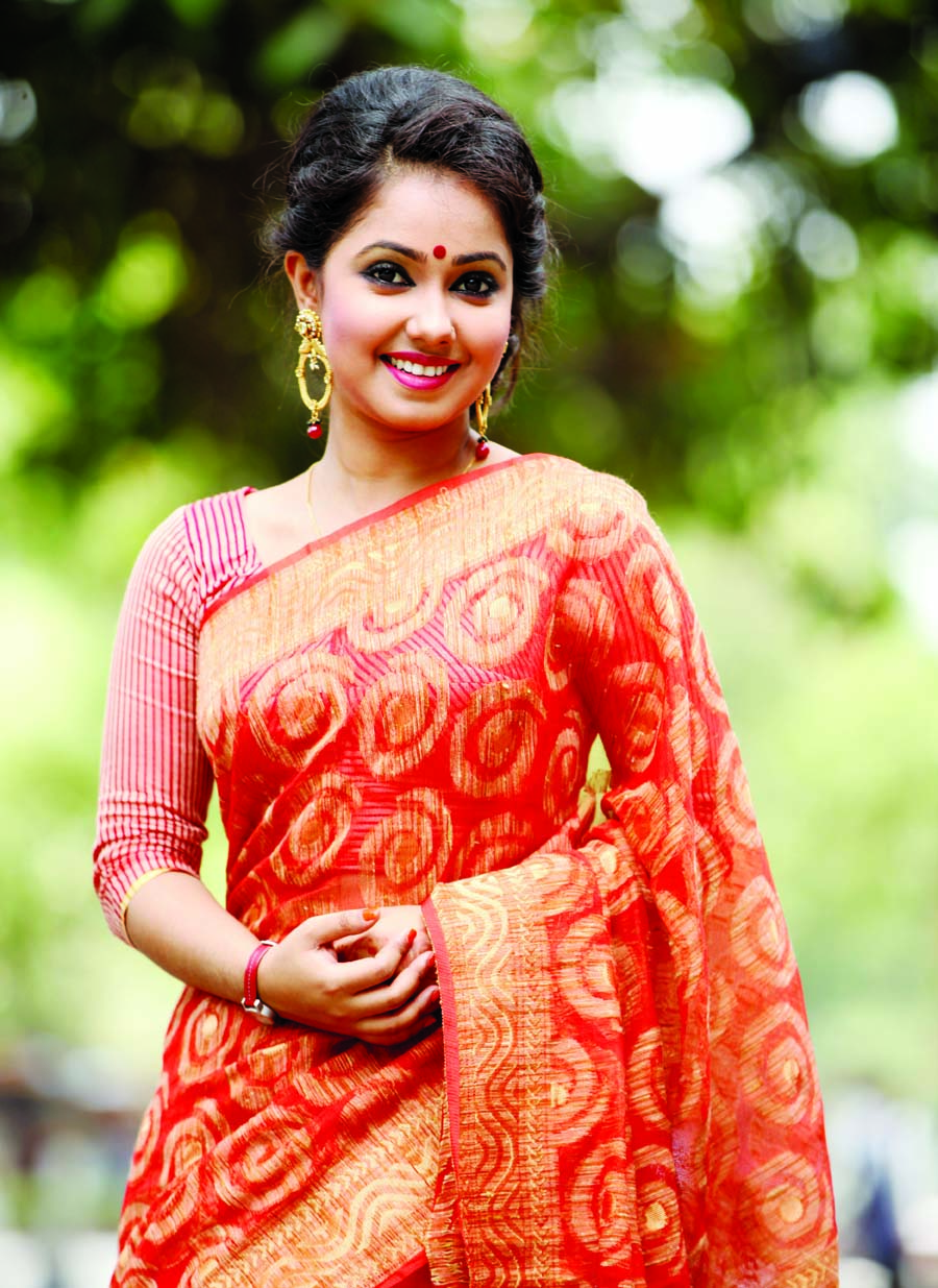 Dilruba Sathi receives special honour for hosting