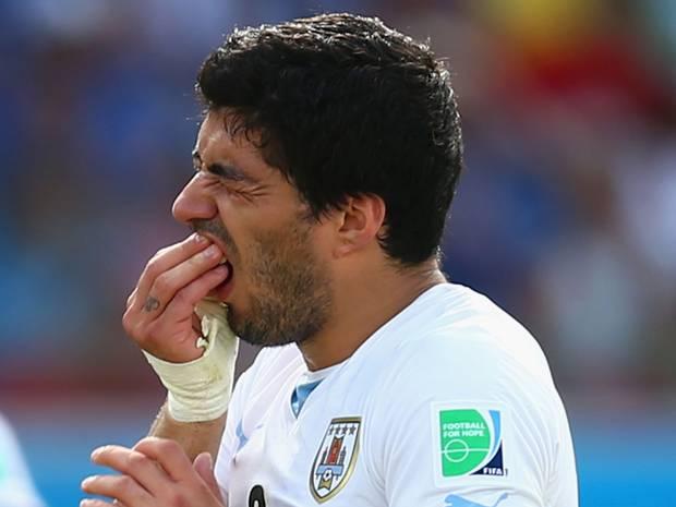 Luis Suarez faces lengthy ban if found guilty