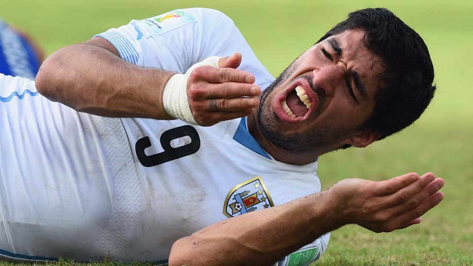 Luis Suarez banned for four months