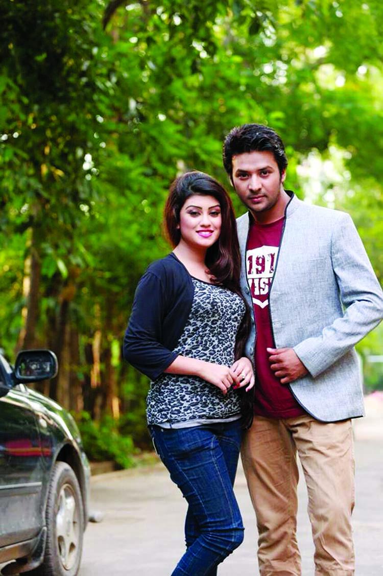 Amrita Khan-Nirob pair up again for movie