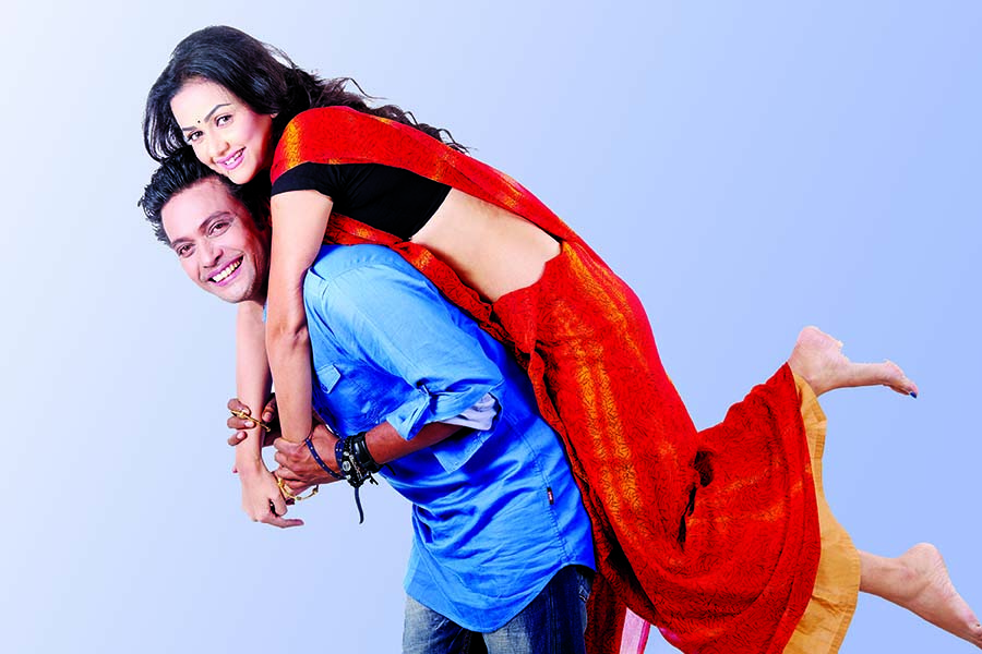 Milon pairs up with Airin for movie first time