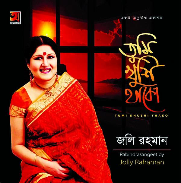 Jolly Rahaman's solo Eid album