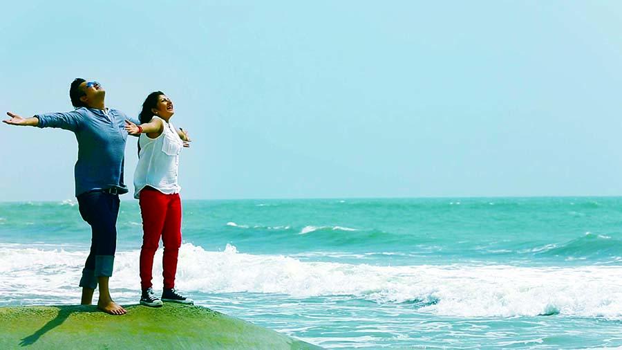 Amin Khan-Shoshee's Ocean Blue