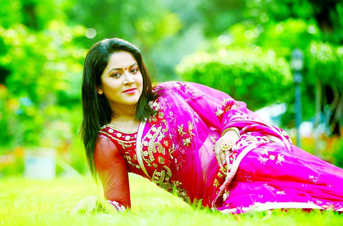 Urmila busy with Eid plays
