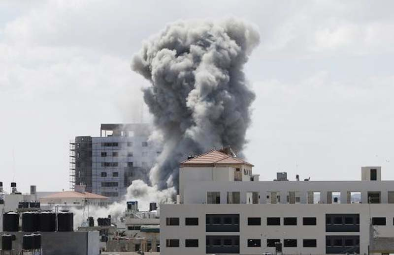 Israel ready to widen Gaza ground offensive