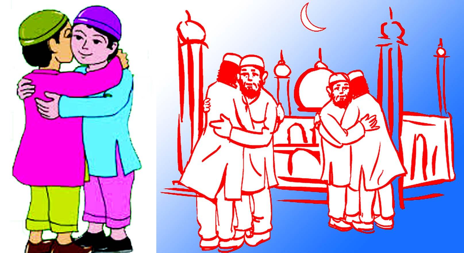 Eid-ul-Fitr celebration - The New Nation