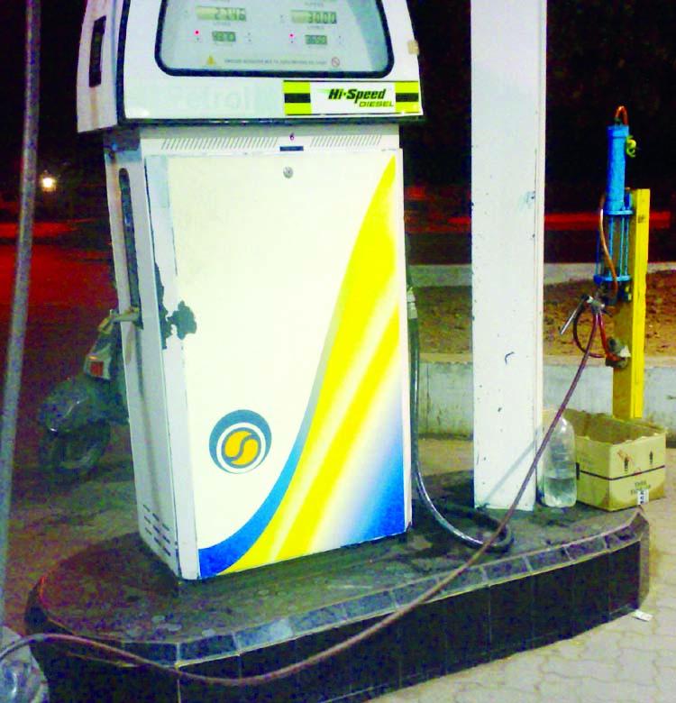 Diesel up, petrol down in India