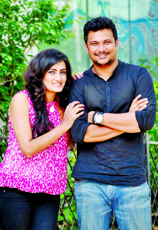 Aparna-Naim pair up for third time