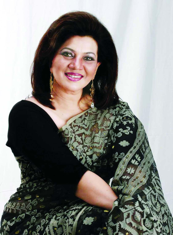 Shakila Zafar with 2 albums