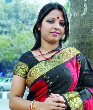 Priyanka Gope at Tomai Gaan Shonabo