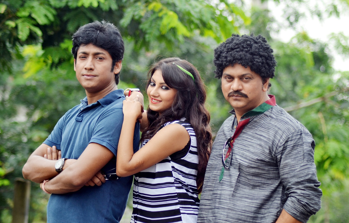 Rawnak-Shoshee-Mir Sabbir in serial together for first time
