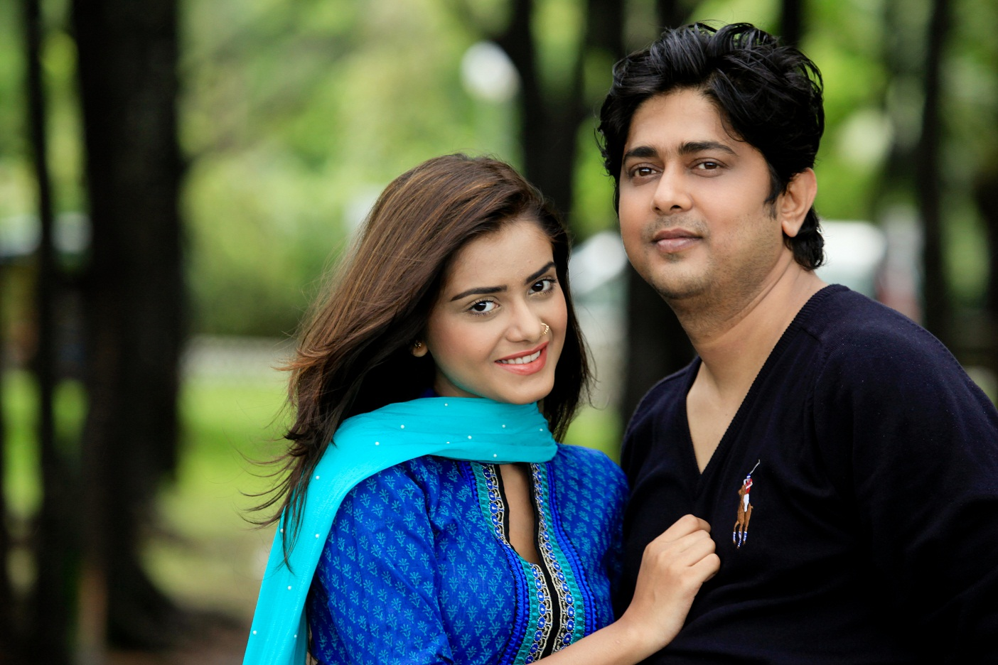 Tanjin Tisha-Arshad Adnan in TV screenplay for first time