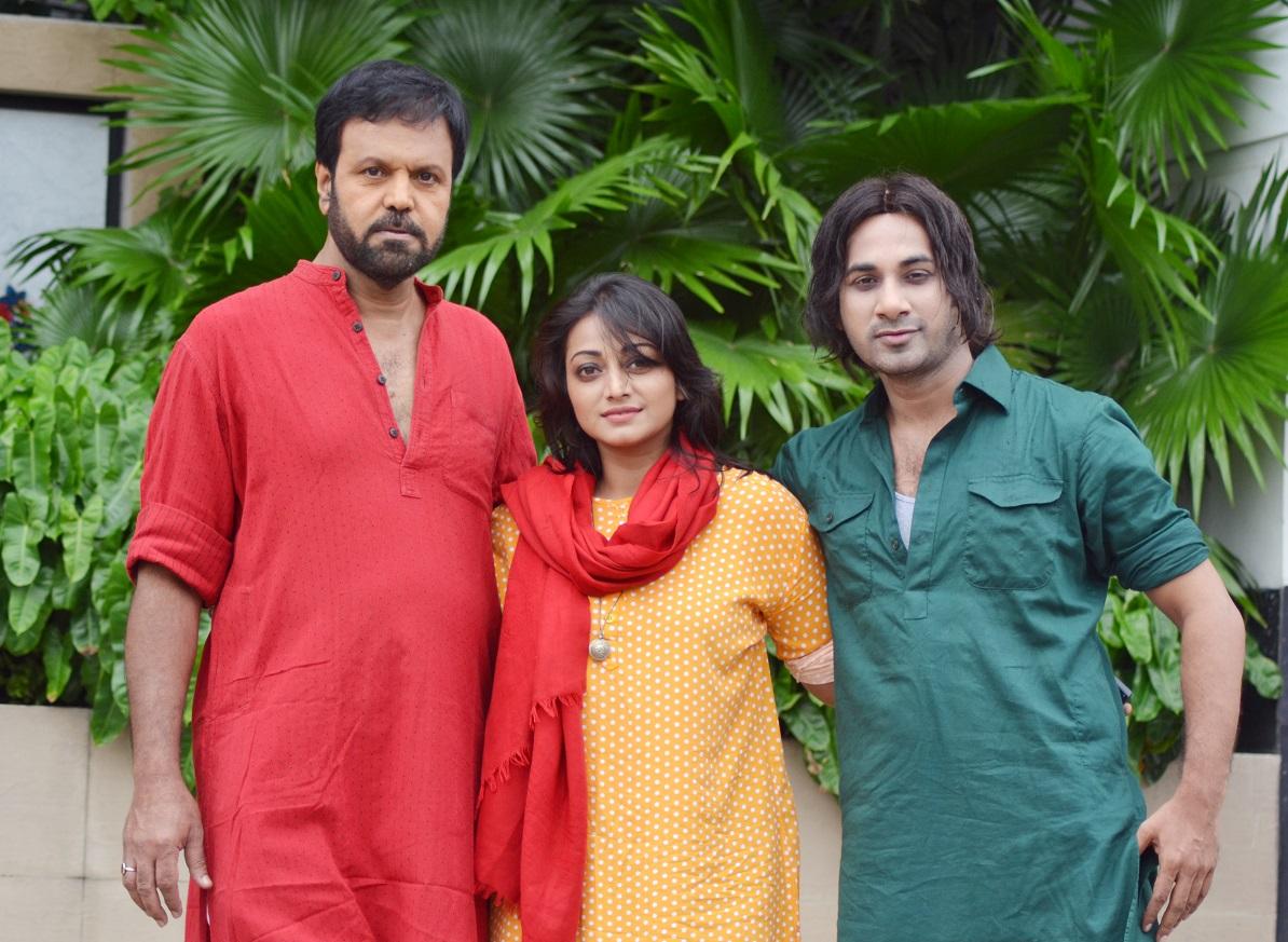Tariq Anam-Orsha-Sajal in telefilm Bhai